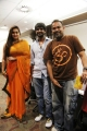 Namitha, Venkat Prabhu at Mayanginen Thayanginen Audio Launch