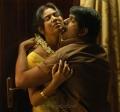 Tejashree hot with Tharun Chatriya in Mayanginen Thayanginen Tamil Movie