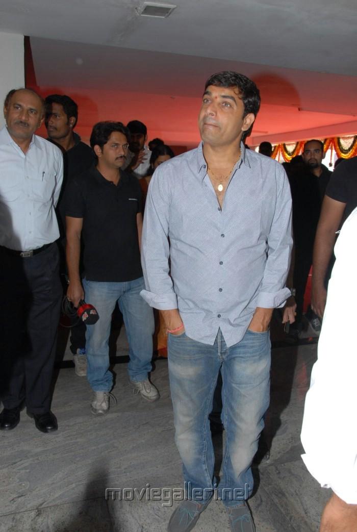 Dil Raju at Mayura House Restaurant Opening Photos