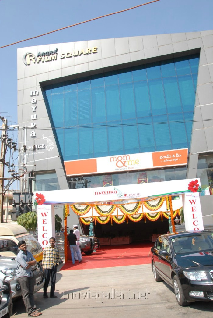 Mayura House Restaurant Inauguration Photos