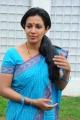 Actress Asha Saini in Saree Photos at Akasamlo Sagam Press Meet