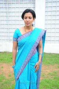 Actress Mayuri at Akasamlo Sagam Press Meet