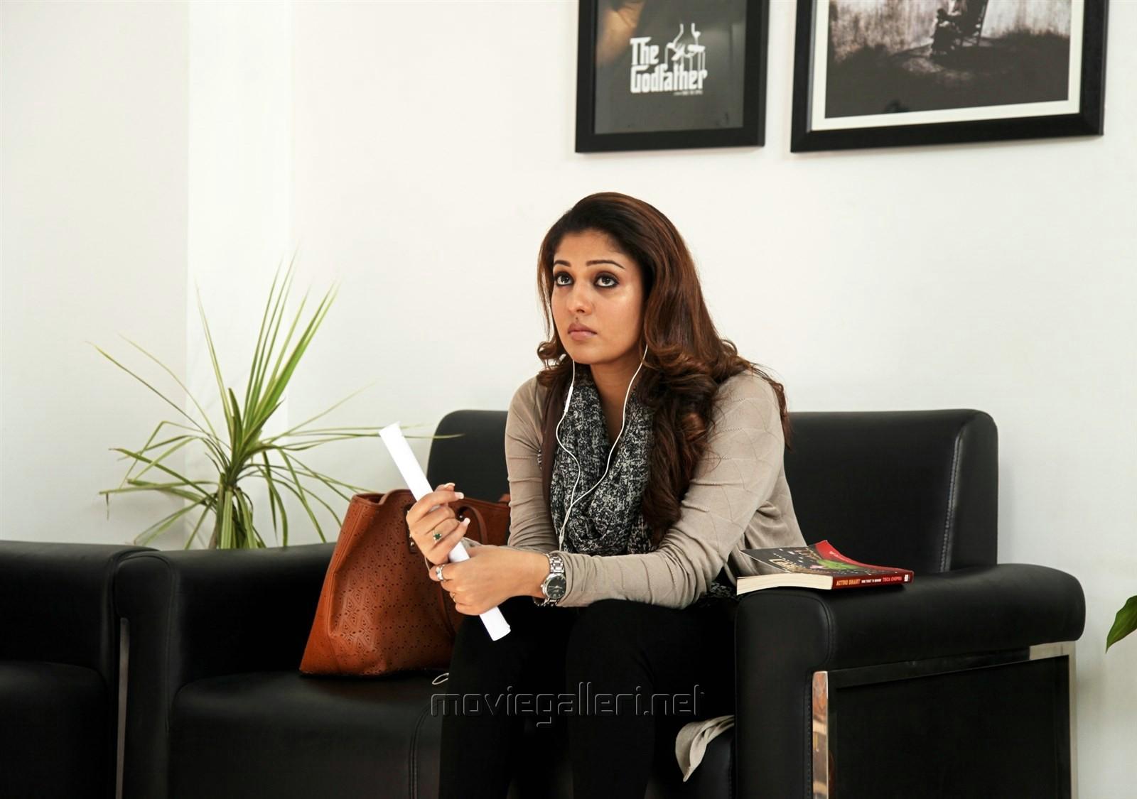 Actress Nayanthara in Mayuri Telugu Movie Stills