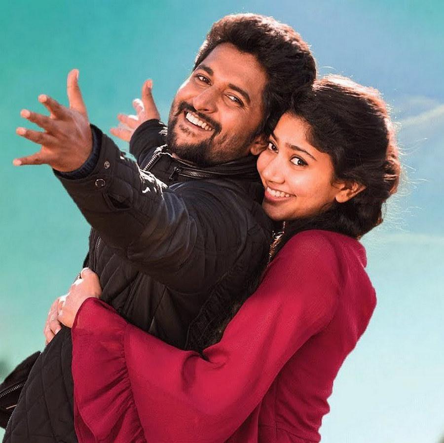 Nani, Sai Pallavi in MCA Middle Class Abbayi Movie Pics