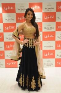 Nikitha Narayan @ Mebaz Felicitates Mr World 2016 Rohit Khandelwal at Mebaz Store, Bangalore