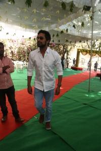 Actor Varun Sandesh @ Meda Meeda Abbayi Movie Opening Stills