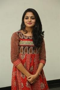 Nikhila Vimal @ Meda Meeda Abbayi Movie Opening Stills
