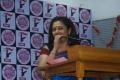 Lakshmi Ramakrishnan at Media Launch Of Columbus Productions Photos