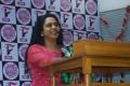 Actress Viji at Media Launch Of Columbus Productions Photos