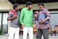 Prabhas Sreenu, Posani Krishna Murali, Raghu Babu in Meelo Evaru Koteeswarudu Movie Photos