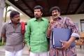 Prabhas Sreenu, Posani Krishna Murali, Raghu Babu in Meelo Evaru Koteeswarudu New Photos