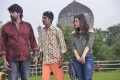 Naveen Chandra, Dhanraj, Shruti Sodhi in Meelo Evaru Koteeswarudu Movie Stills