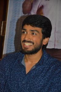 Kalidas Jayaram @ Meen Kuzhambum Mann Paanaiyum Press Meet Stills