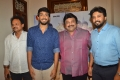 Amudeshver, Kalidas Jayaram, Prabhu, Dushyanth Ramkumar @ Meen Kuzhambum Mann Paanaiyum Press Meet Stills