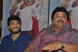 Kalidas Jayaram, Prabhu @ Meen Kuzhambum Mann Paanaiyum Press Meet Stills