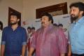 Kalidas Jayaram, Prabhu, Dushyanth Ramkumar @ Meen Kuzhambum Mann Paanaiyum Press Meet Stills