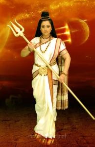 Actress Meena Photos in Sri Vasavi Vaibhavam