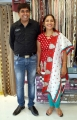 Ashwant Bassi & Amruth Bassi @ Darpan Furnishings, Chandanagar, Hyderabad