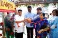 Mr.Ravi Anchuri Chairman IIID-HRC(Indian Institute of Design-Hyderabad Chapter) Inaugurating Darpan Furnishings@Chandanagar