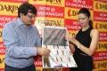 Meenakshi Dixit launches Darpan Furnishings 3rd Showroom Photos