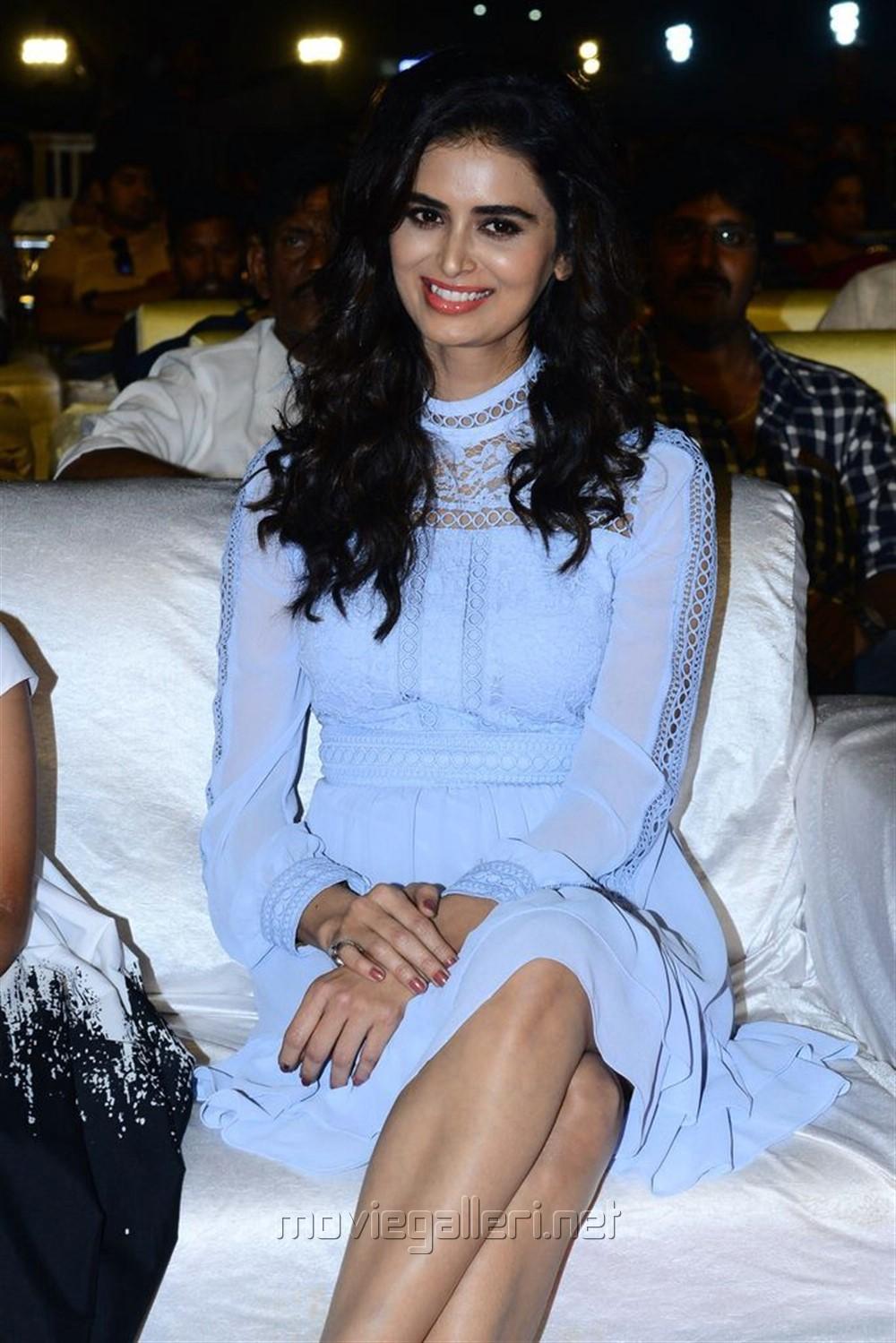 Actress Meenakshi Dixit @ Maharshi Movie Pre Release Photos
