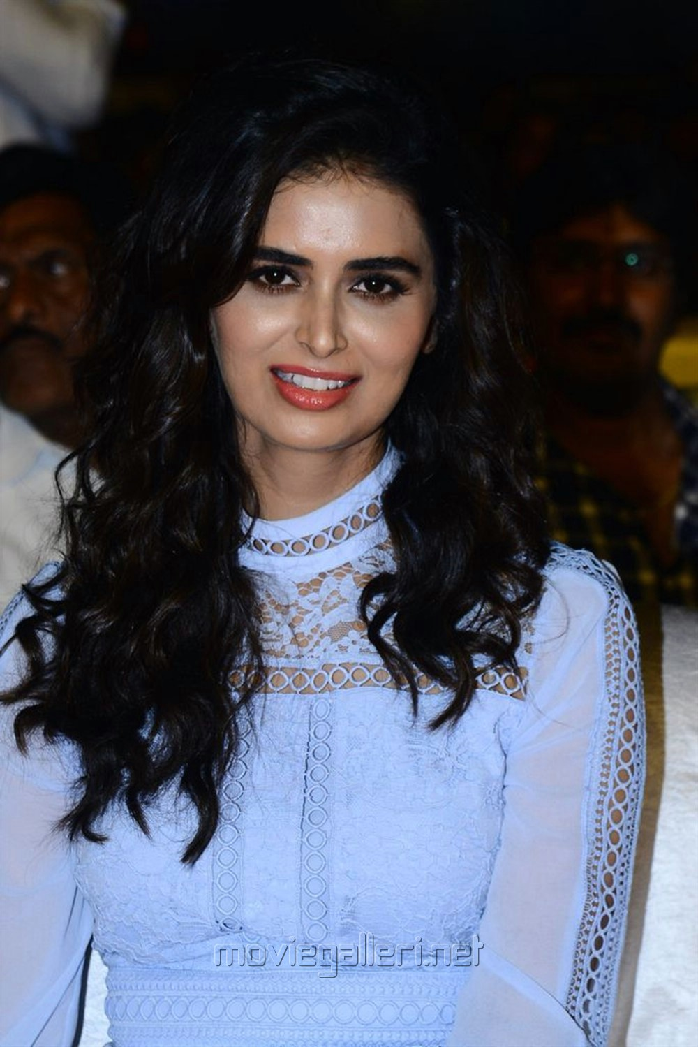 Actress Meenakshi Dixit @ Maharshi Movie Pre Release Photos