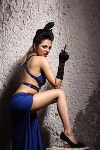 Actress Meenakshi Sarkar Hot Spicy Photoshoot Pics