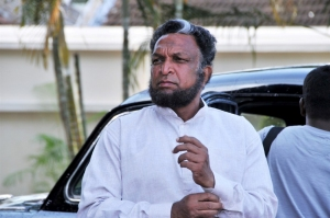 Actor Nassar in Meendum Oru Kadhal Kadhai Movie Stills