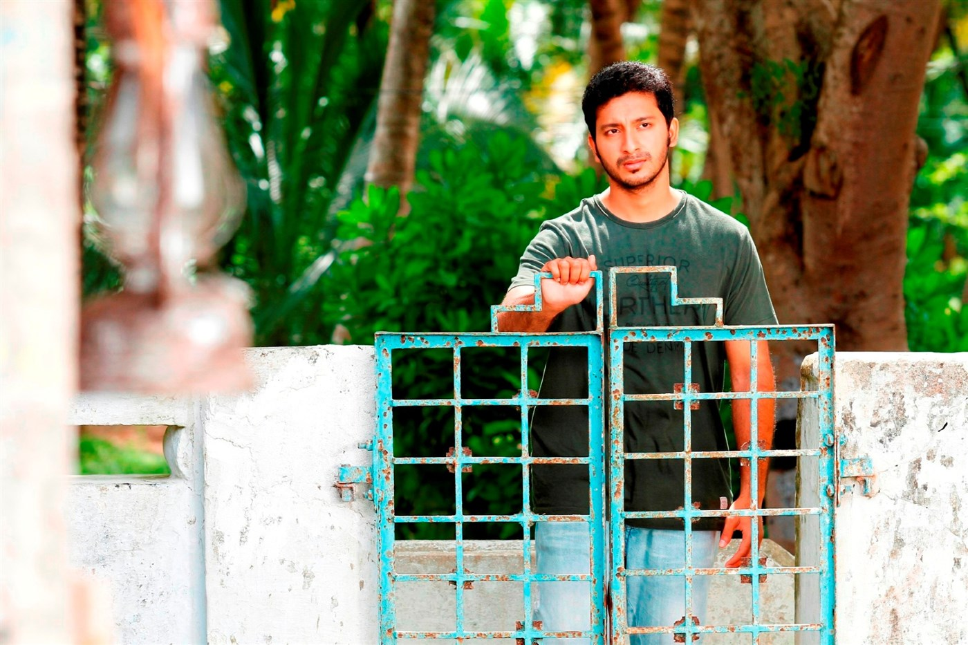 Hero Walter Phillips in Meendum Oru Kadhal Kadhai Movie Stills