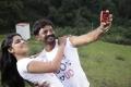 Anagha, Kathiravan in Meendum Movie Stills