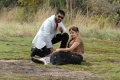 Ajay Krishna, Shobana Naidu in Meenkothi Movie Stills