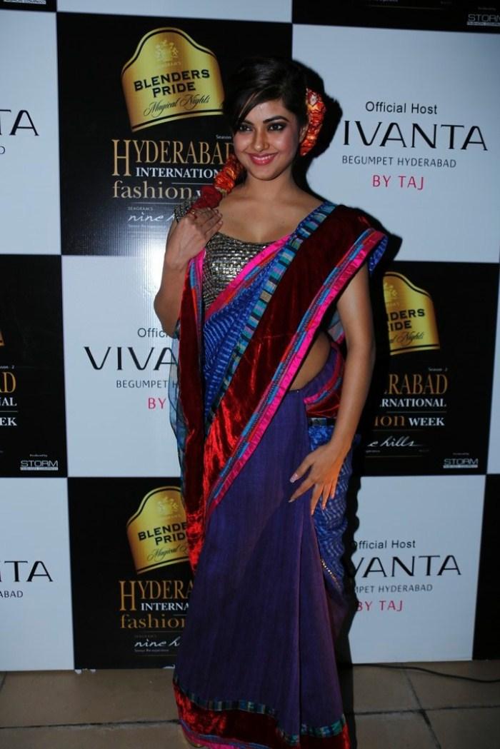 Meera Chopra Latest Hot Stills at BPH Fashion Week 2012