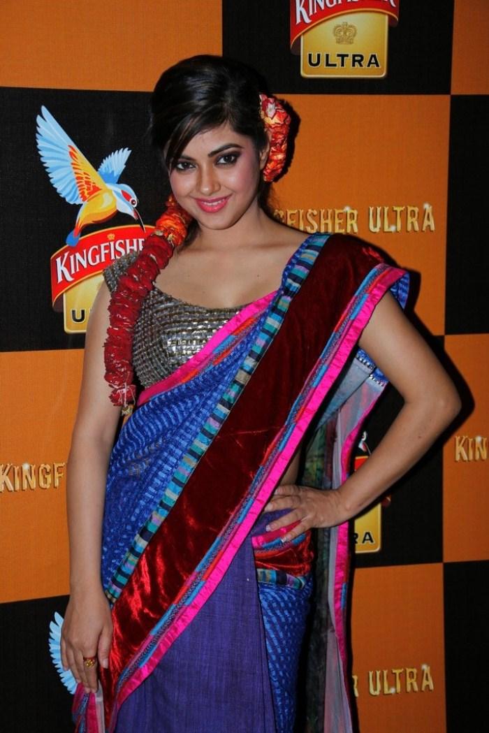 Actress Meera Chopra at Blenders Pride Hyderabad International Fashion Week (Day 3)