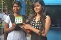 Actress Meera Chopra at IIT Saarang 2014 Chennai Event Stills