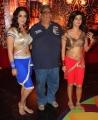 Meera Chopra & Mahie Gill @ Gang Of Ghosts Shooting Photos