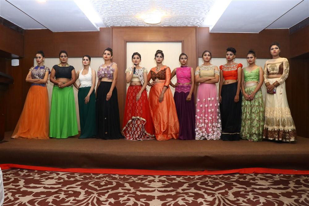 Miss Tamil Nadu Diva 2019 Press Meet Stills
