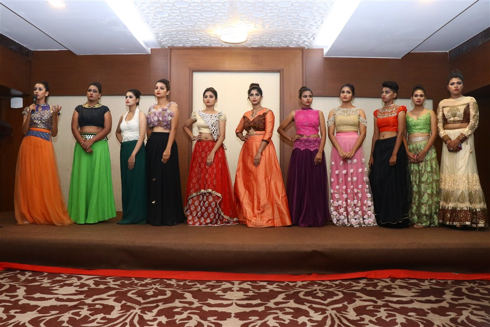 Miss Tamil Nadu Diva 2019 Press Meet Stills