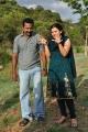 Swetha, A.Krishna in Meeravudan Krishna Movie Stills