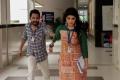 Hiphop Tamizha Aadhi, Aathmika in Meesaya Murukku Movie Stills