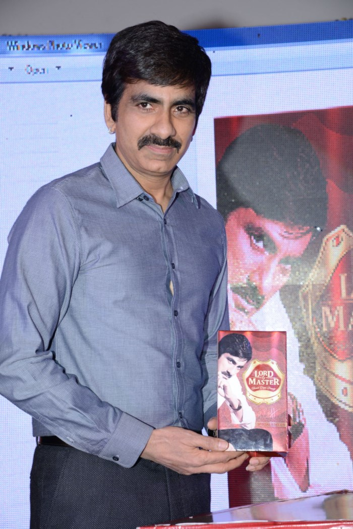 Meet and Greet with Ravi Teja at Lemon Tree Hotel