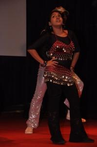 TV Actress Priyadarshini at Mega Aadavar Awards 2012 Photos