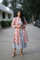 Actress Megha Akash HD Pictures @ Boomerang Movie Press Meet