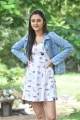 Actress Megha Chowdhury Photos @ Marshal Movie Success Meet