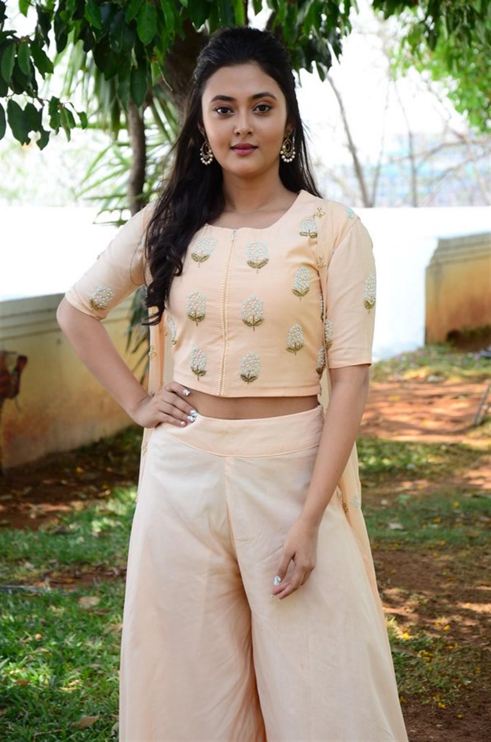 Marshal Movie Actress Megha Choudhary Pictures