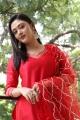 Telugu Actress Megha Chowdhury Pictures @ Oorantha Anukuntunnaru Interview