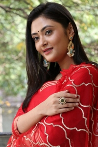 Actress Megha Choudhary Pictures @ Oorantha Anukuntunnaru Interview