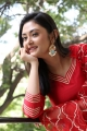 Actress Megha Chowdhury Pictures @ Oorantha Anukuntunnaru Movie Interview