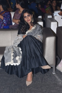 Paagal Movie Heroine Meghalekha Black Churidar Pics