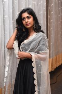 Paagal Movie Heroine Meghalekha in Black Churidar Pics
