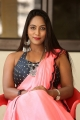 Actress Meghana Chowdary Images @ Ranasthalam Movie Audio Launch